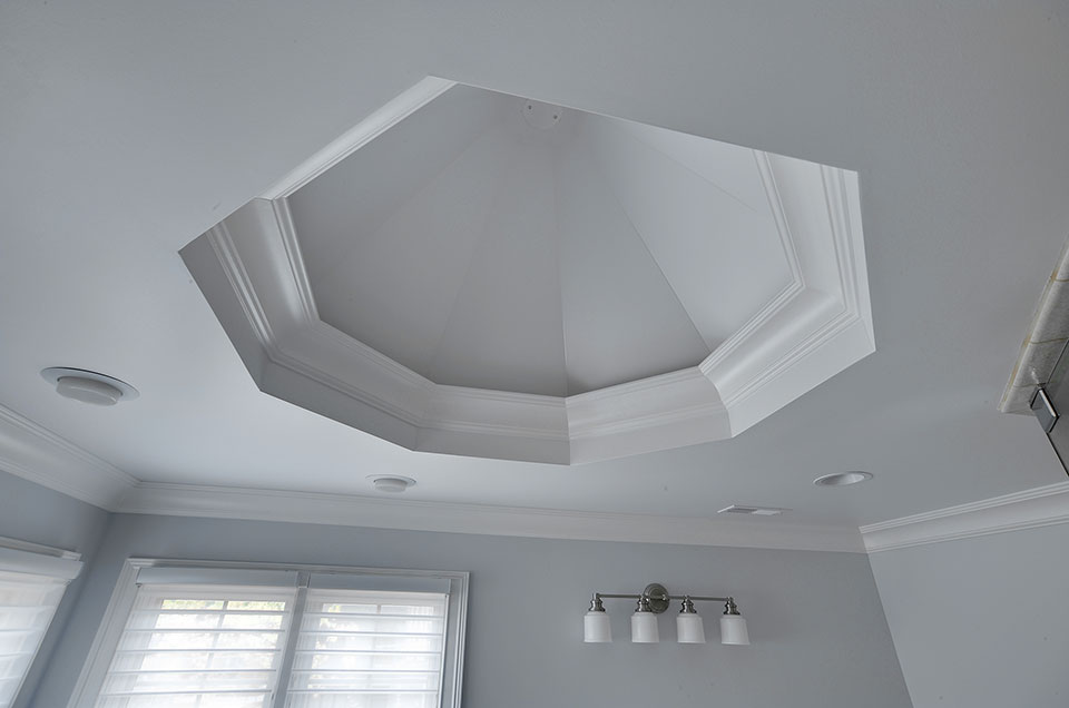 1001-Woodlawn-Glenview - bathroom-ceiling - Globex Developments Custom Homes