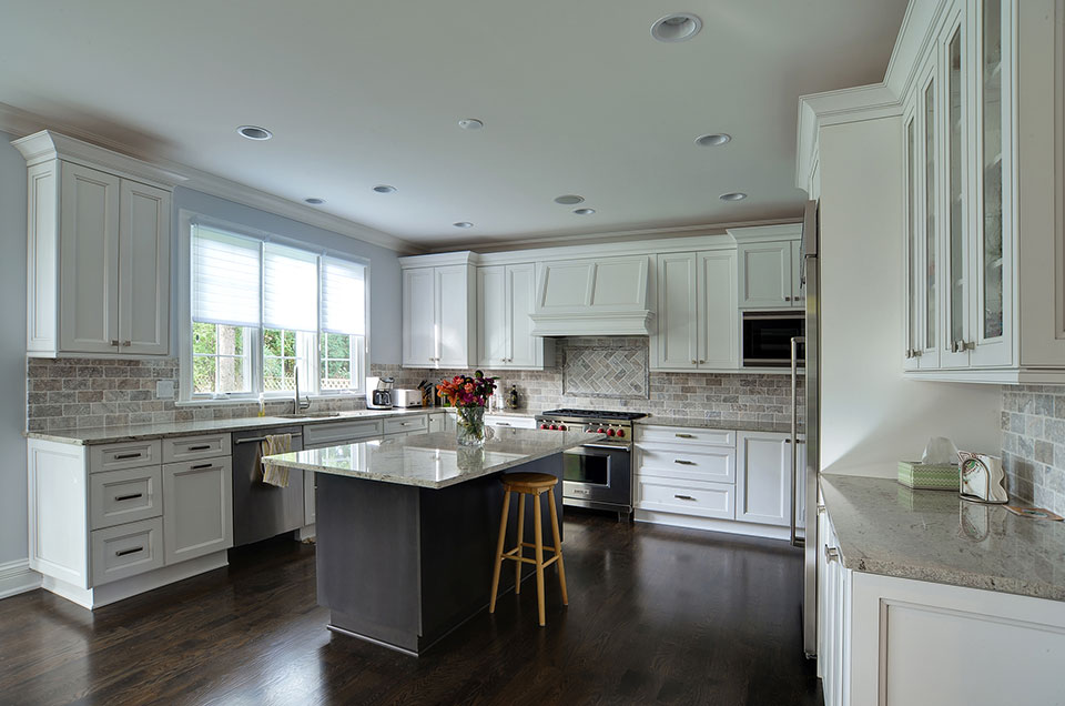 1001-Woodlawn-Glenview - kitchen-2 - Globex Developments Custom Homes