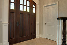 1001-Woodlawn-Glenview - Entry Door Interior  - Globex Developments Custom Homes