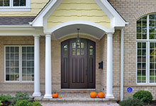 1001-Woodlawn-Glenview - Entry Door Exterior  - Globex Developments Custom Homes
