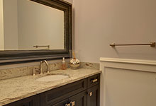 1001-Woodlawn-Glenview - Guest Bathroom Detail  - Globex Developments Custom Homes