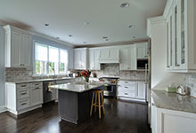 1001-Woodlawn-Glenview - Kitchen   - Globex Developments Custom Homes