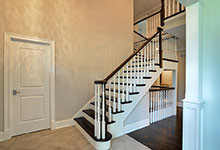 1001-Woodlawn-Glenview - Staircase   - Globex Developments Custom Homes