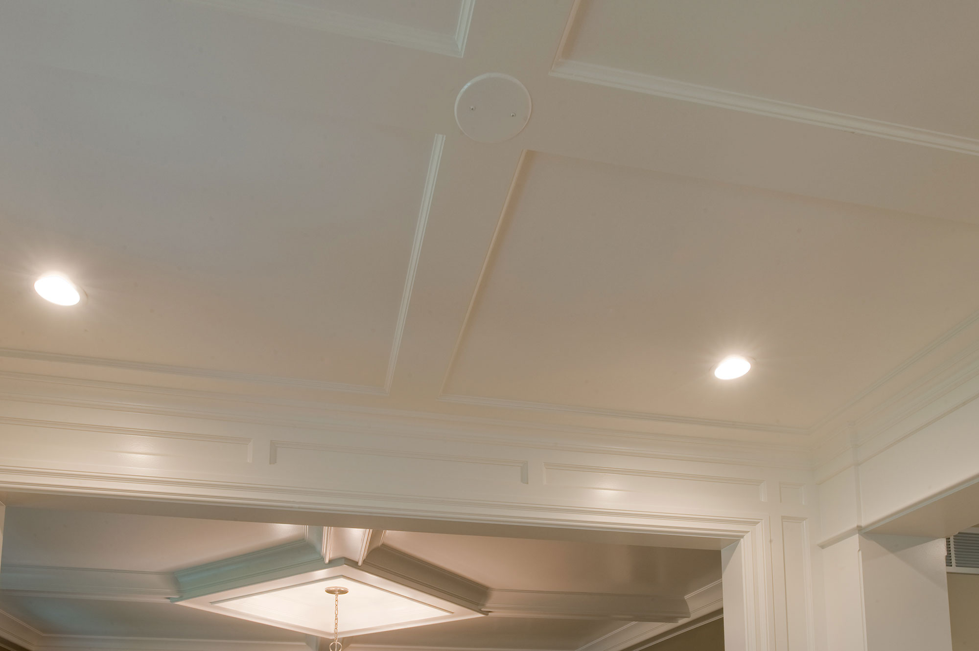 1005-Queens-Glenview - Entryway-Ceiling - Globex Developments Custom Homes