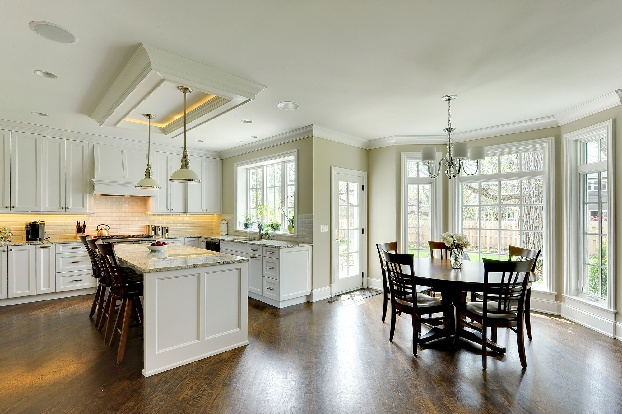 1005-Queens-Glenview - Kitchen - Globex Developments Custom Homes