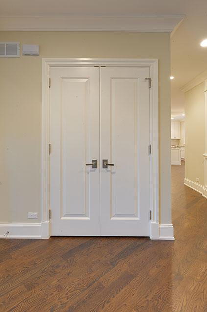 Exceptional 1005 Queens Glenview   Entryway Closet V   Globex Developments Custom Homes