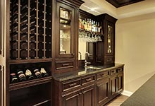 1005-Queens-Glenview - Basement-Bar-Detail - Glenview Haus Gallery
