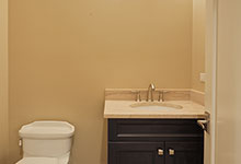 1005-Queens-Glenview - Guest  Bathroom - Globex Developments Custom Homes