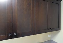 1005-Queens-Glenview - Laundry Room  Cabinet - Globex Developments Custom Homes