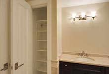1005-Queens-Glenview - Master  Bathroom  Closet - Globex Developments Custom Homes