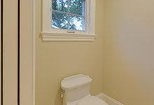1005-Queens-Glenview - Master  Bathroom  Toilet - Globex Developments Custom Homes