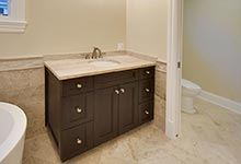 1005-Queens-Glenview - Master  Bathroom  Vanity - Globex Developments Custom Homes