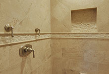 1005-Queens-Glenview - Master Bathroom  Shower - Globex Developments Custom Homes