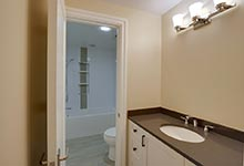 1005-Queens-Glenview - Second  Bathroom - Globex Developments Custom Homes