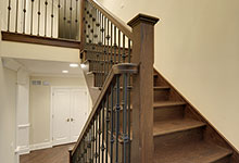 1005-Queens-Glenview - Staircase - Globex Developments Custom Homes