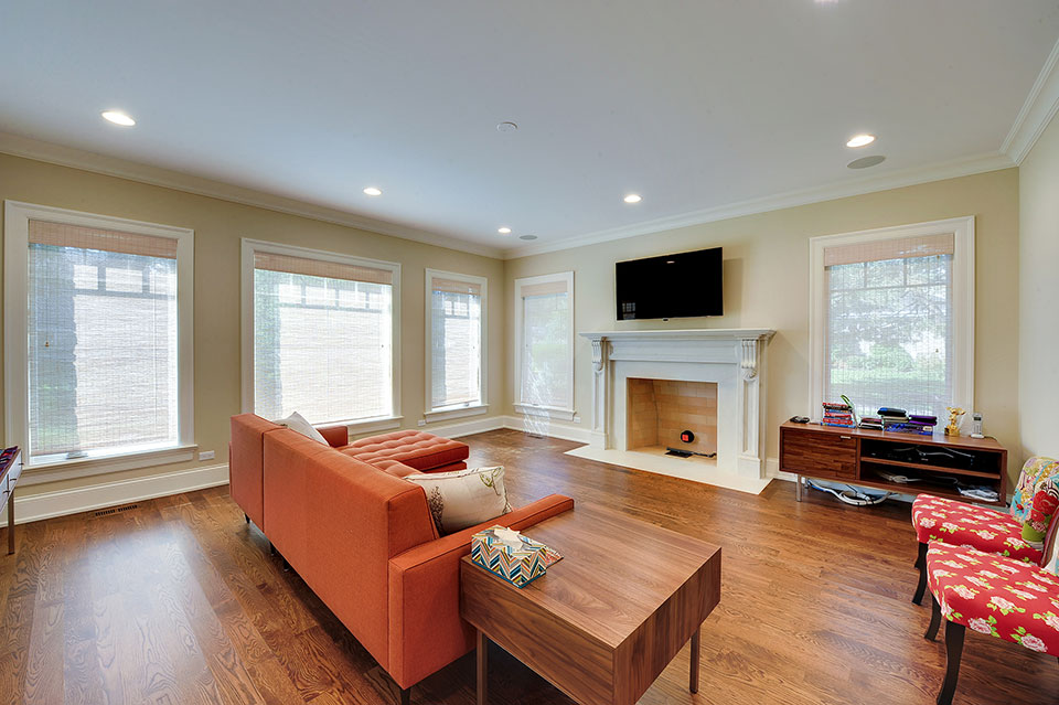 1021-Huckleberry-Glenview - FamilyRoom - Globex Developments Custom Homes
