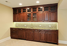 1021-Huckleberry-Glenview - Basement Bar - Globex Developments Custom Homes