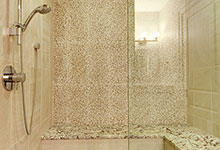 1021-Huckleberry-Glenview - Basement Shower - Globex Developments Custom Homes