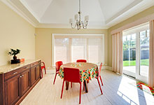 1021-Huckleberry-Glenview - Breakfast Room - Globex Developments Custom Homes