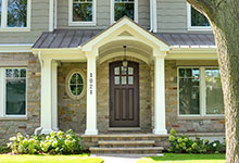 1021-Huckleberry-Glenview - Entry Door Exterior - Globex Developments Custom Homes