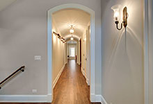 1021-Huckleberry-Glenview - Hallway - Globex Developments Custom Homes