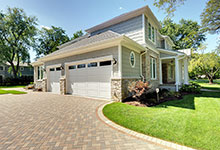 1021-Huckleberry-Glenview - House Garage - Globex Developments Custom Homes
