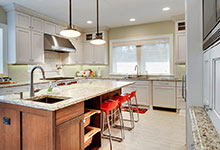 1021-Huckleberry-Glenview - Kitchen Detail - Globex Developments Custom Homes