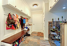1021-Huckleberry-Glenview - Mudroom - Globex Developments Custom Homes