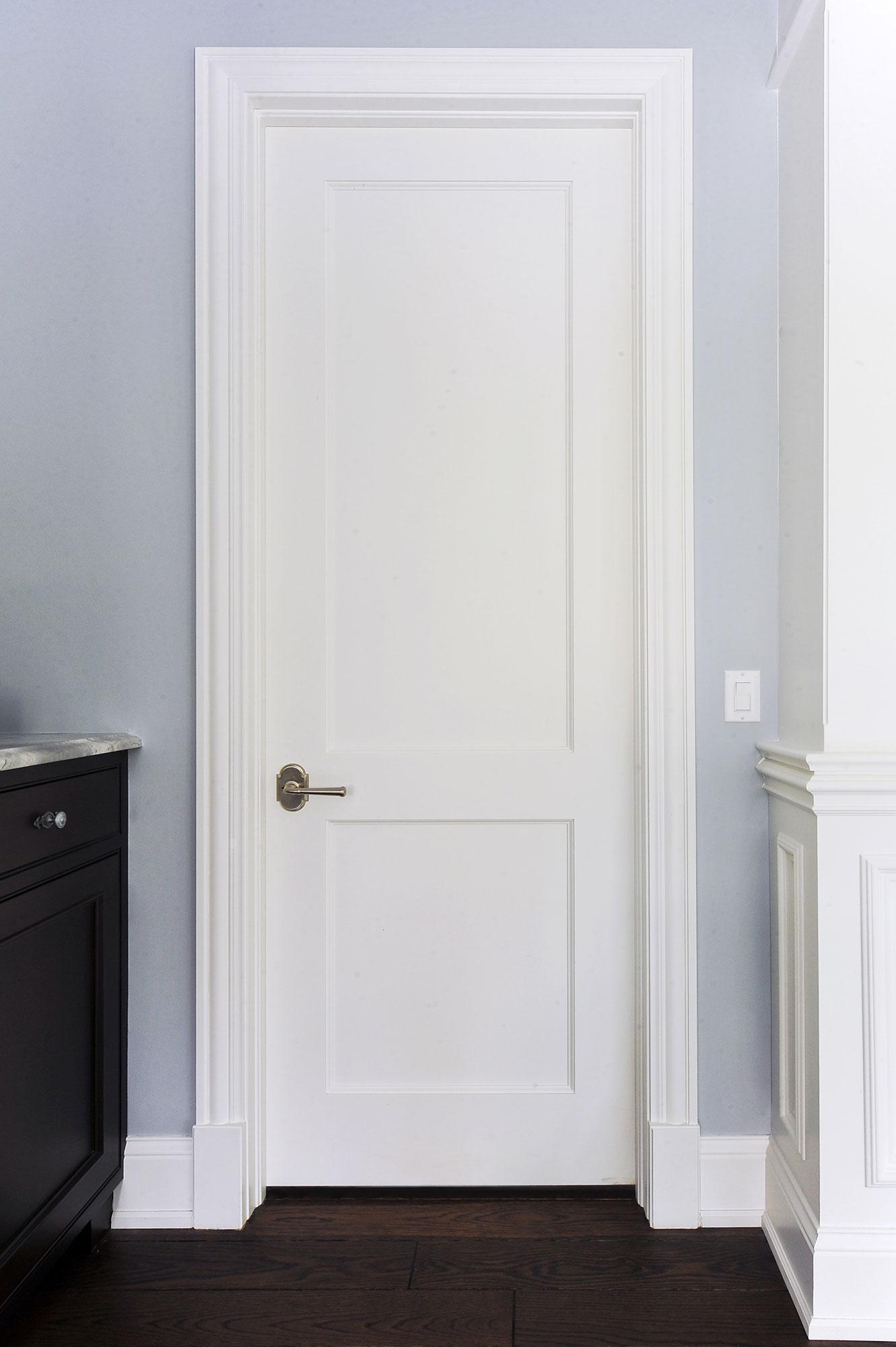 Powder Room Door New Custom Homes Globex Developments