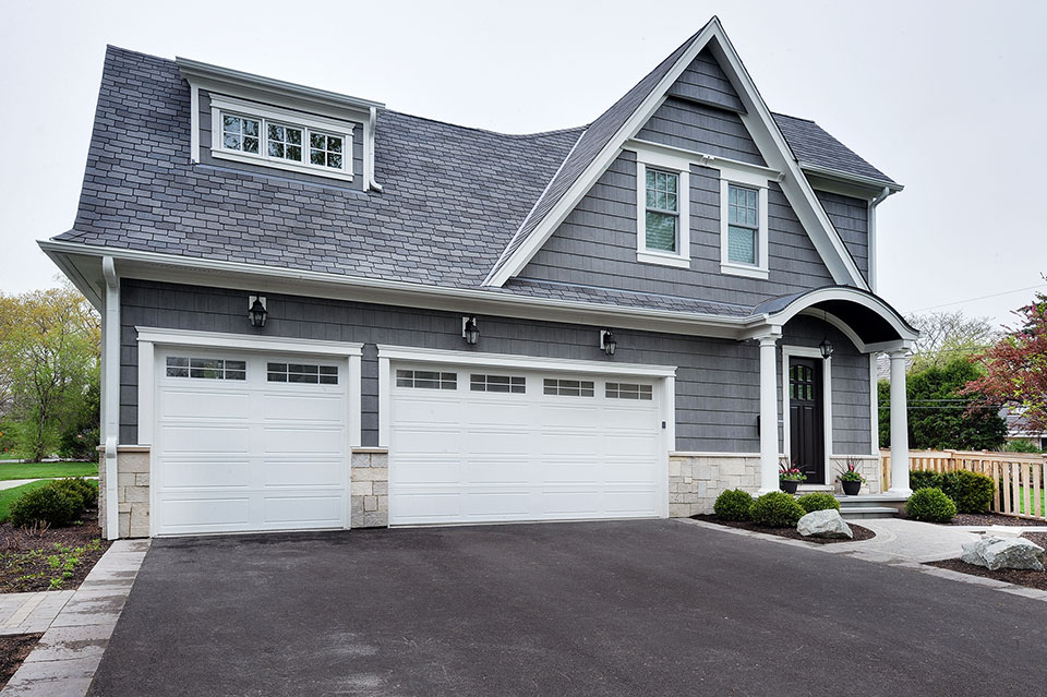1044-Woodlawn-Glenview - House-Garage - Globex Developments Custom Homes