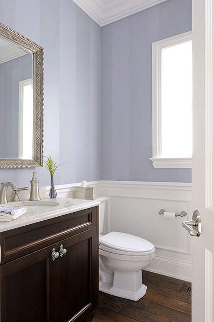 1044-Woodlawn-Glenview - Powder-Room - Globex Developments Custom Homes