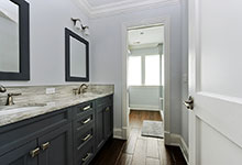 1044-Woodlawn-Glenview - Boy Bathroom - Globex Developments Custom Homes