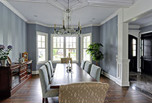 1044-Woodlawn-Glenview - Dining Room - Globex Developments Custom Homes