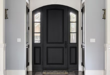 1044-Woodlawn-Glenview - Entry Door Interior - Globex Developments Custom Homes