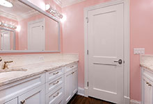1044-Woodlawn-Glenview - Girl Bathroom Entry - Globex Developments Custom Homes