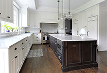 1044-Woodlawn-Glenview - Kitchen Detail - Globex Developments Custom Homes