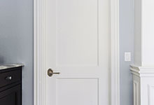 1044-Woodlawn-Glenview - Powder Room Door - Globex Developments Custom Homes