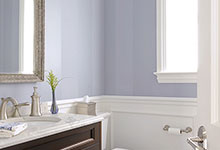 1044-Woodlawn-Glenview - Powder Room - Globex Developments Custom Homes