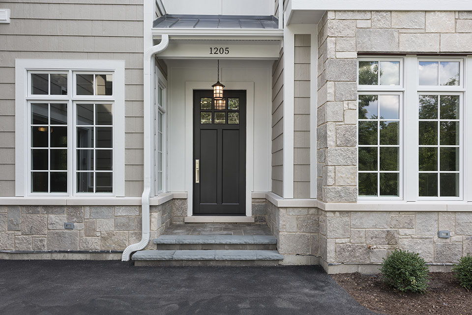 1205-Pleasant-Glenview - Front-Door,-House-Entrance - Globex Developments Custom Homes