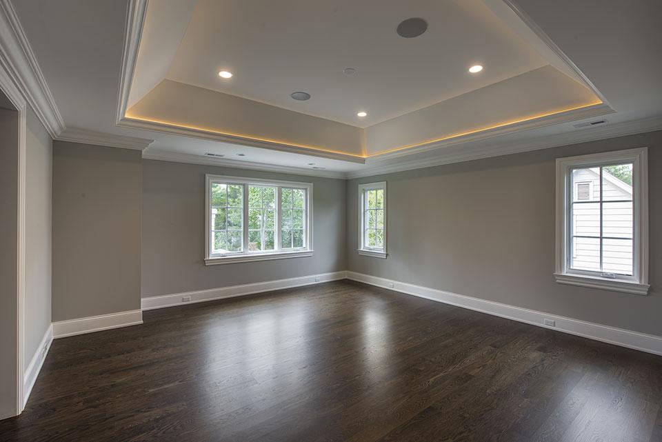 1205-Pleasant-Glenview - Master Bedroom - Globex Developments Custom Homes