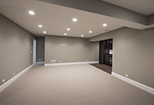 1205-Pleasant-Glenview - Basement - Globex Developments Custom Homes