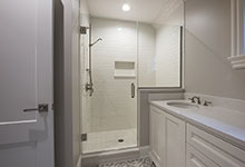 1205-Pleasant-Glenview - Bathroom Shower - Globex Developments Custom Homes