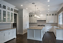 1205-Pleasant-Glenview - Kitchen - Globex Developments Custom Homes