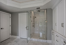 1205-Pleasant-Glenview - Master Bathroom Shower - Globex Developments Custom Homes