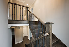 1205-Pleasant-Glenview - Stairs - Globex Developments Custom Homes