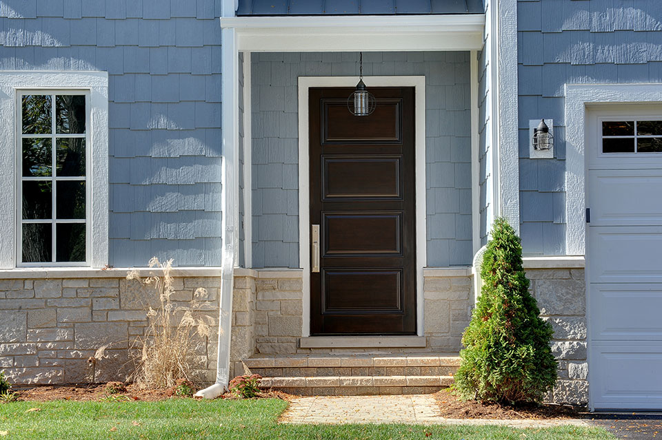 1206-Raleigh-Glenview - Front-Entry-Door - Globex Developments Custom Homes