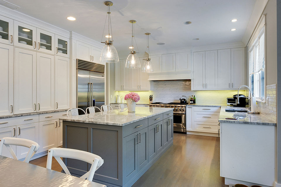 1206-Raleigh-Glenview - Kitchen - Globex Developments Custom Homes