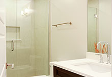 1206-Raleigh-Glenview - Basement Bathroom - Globex Developments Custom Homes