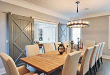 1206-Raleigh-Glenview - Dining Room - Globex Developments Custom Homes