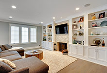 1206-Raleigh-Glenview - Family-Room - Glenview Haus Gallery